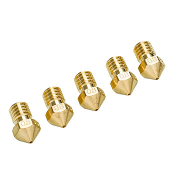 0.80mm nozzles (set of 5) for Ultimaker 2+