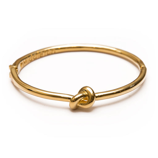 Sailor's Knot Hinge Bangle