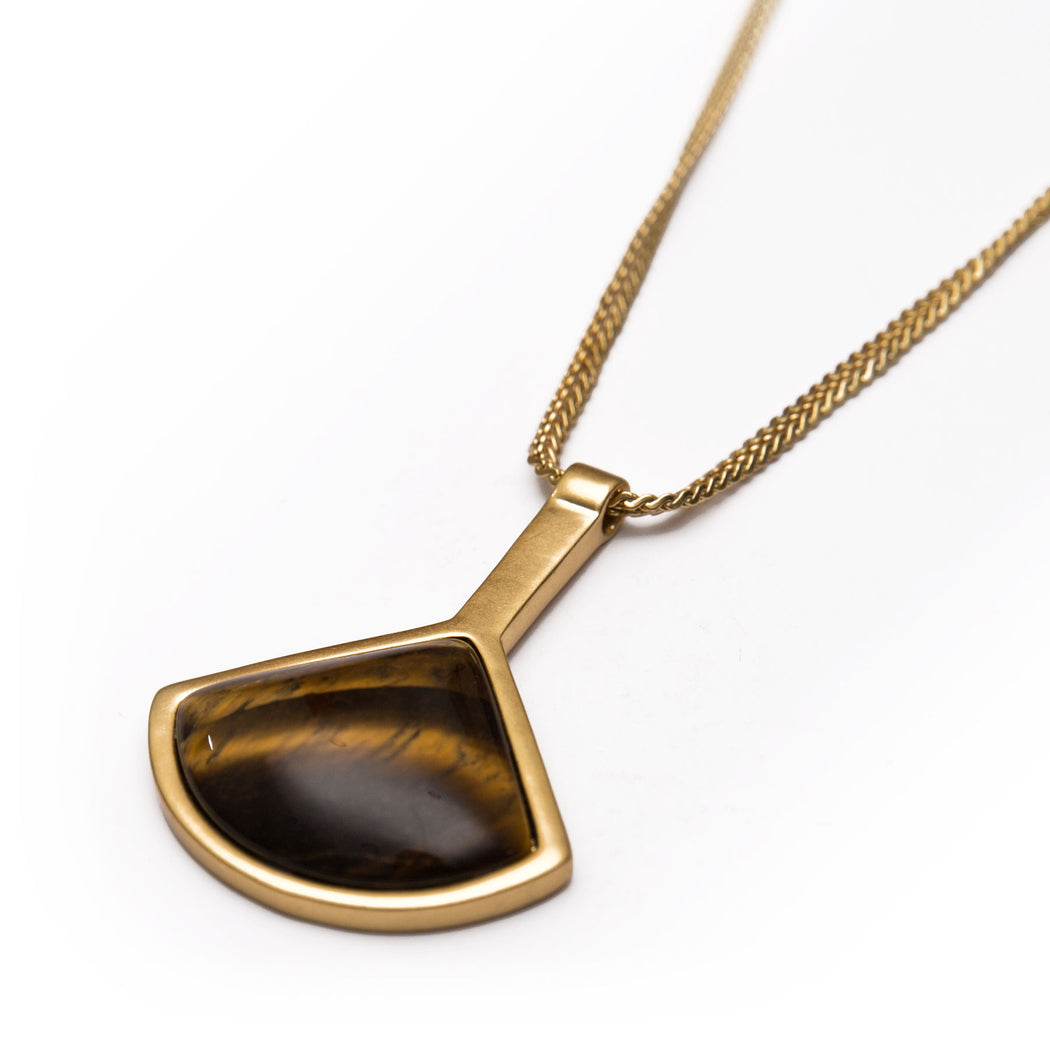 Tiger's Eye Pendant