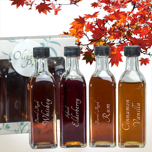 Classic - Set of 4 Maple Syrups