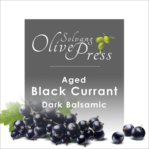 Black Cherry Aged Dark Balsamic Vinegar