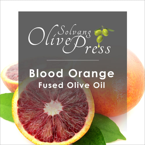 Blood Orange Whole Fruit Fused (Agrumato) Olive Oil