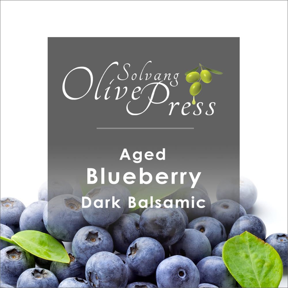 Blueberry Aged Dark Balsamic Vinegar