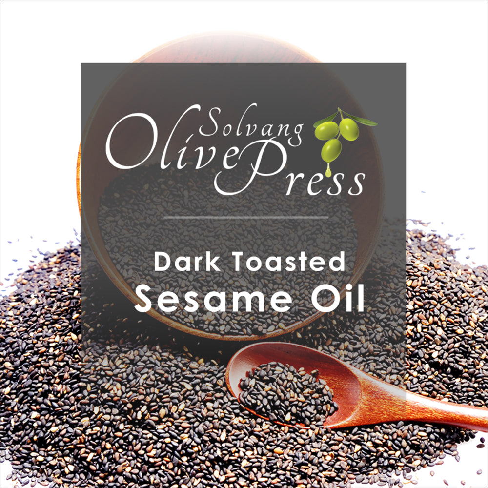 Dark Toasted Sesame Oil