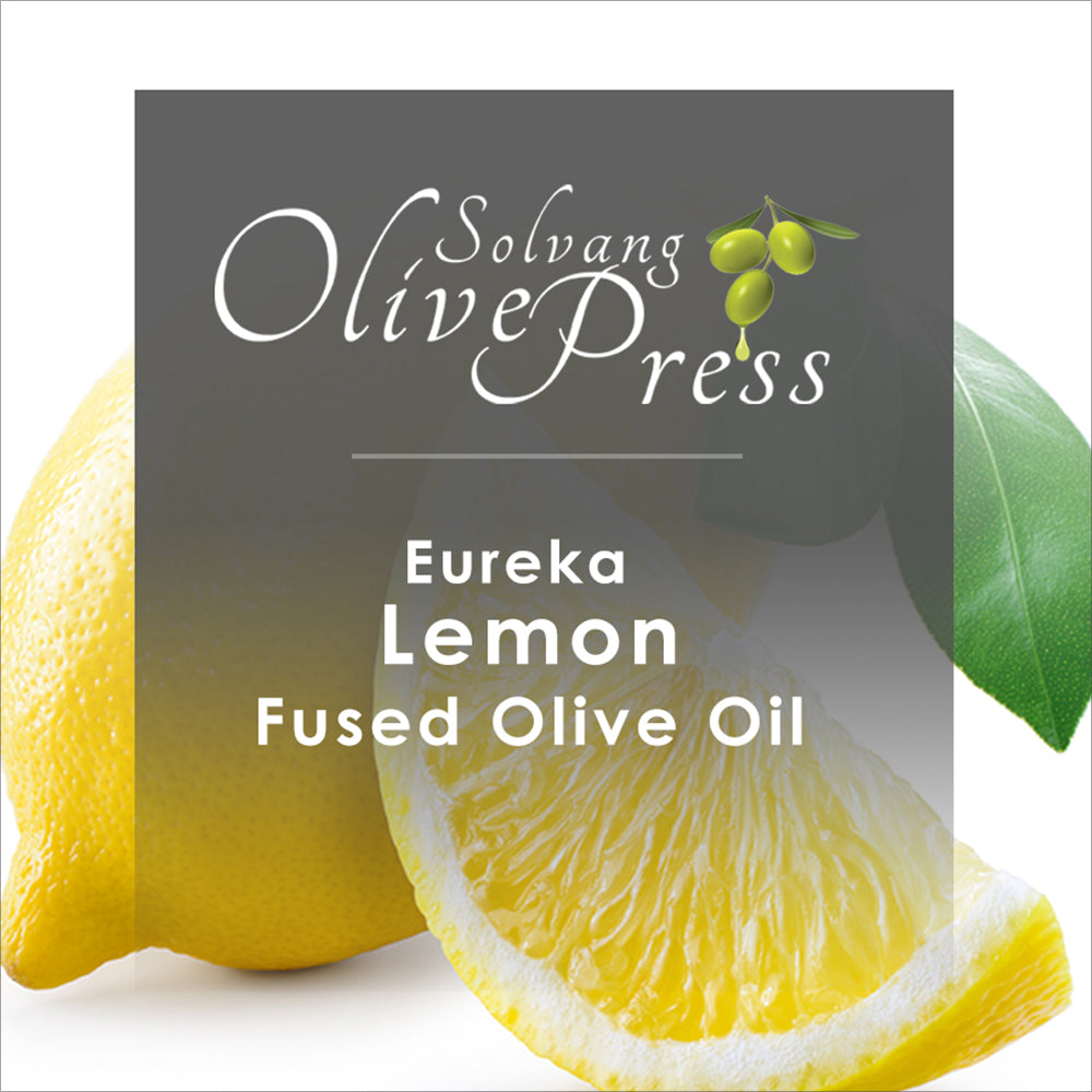 Eureka Lemon Whole Fruit Fused (Agrumato) Olive Oil
