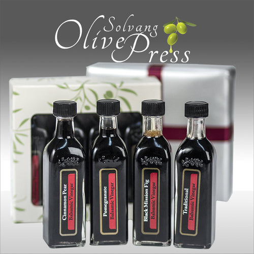 Dark Balsamic - Sets of 4 x 60 ML
