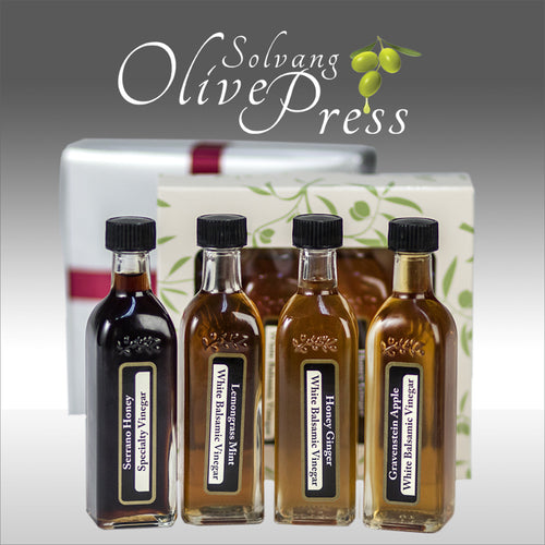White Balsamic - Sets of 4 x 60 ML