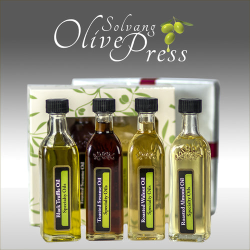 Gourmet Specialty Oils - Set of 4