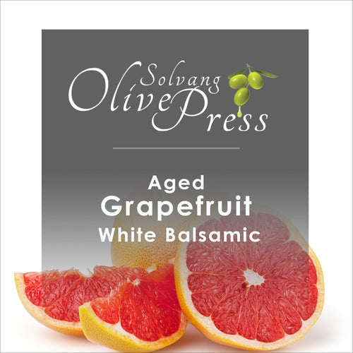 Grapefruit Aged White Balsamic Vinegar