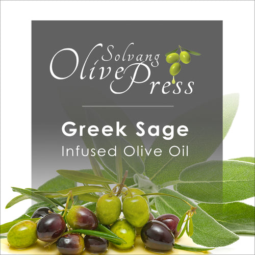 Greek Sage Fused Olive Oil