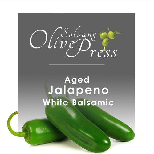 Jalapeno Aged White Balsamic Vinegar