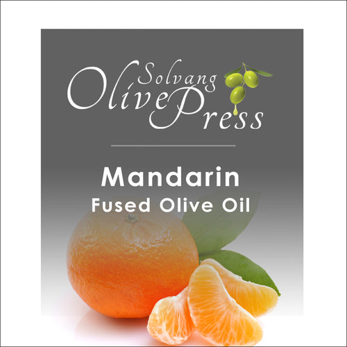 Mandarin Whole Fruit Fused Olive Oil