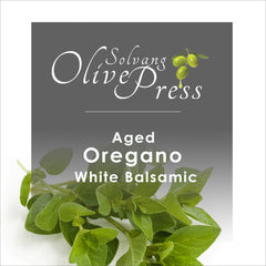Oregano Aged White Balsamic Vinegar