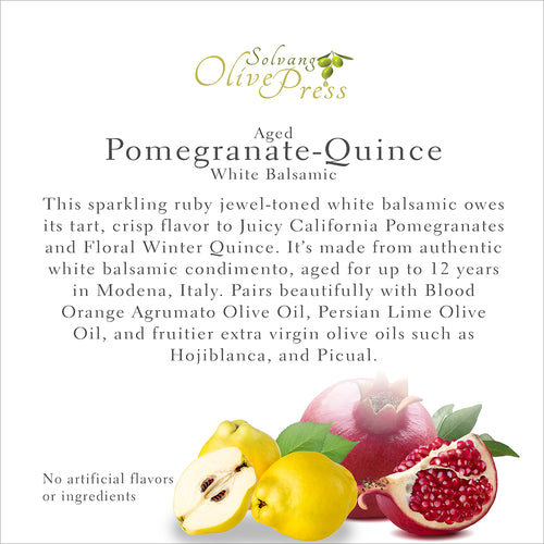 Pomegranate and Quince