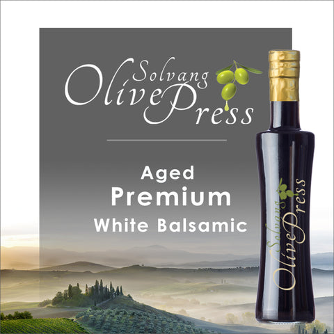 Peach Aged White Balsamic Vinegar