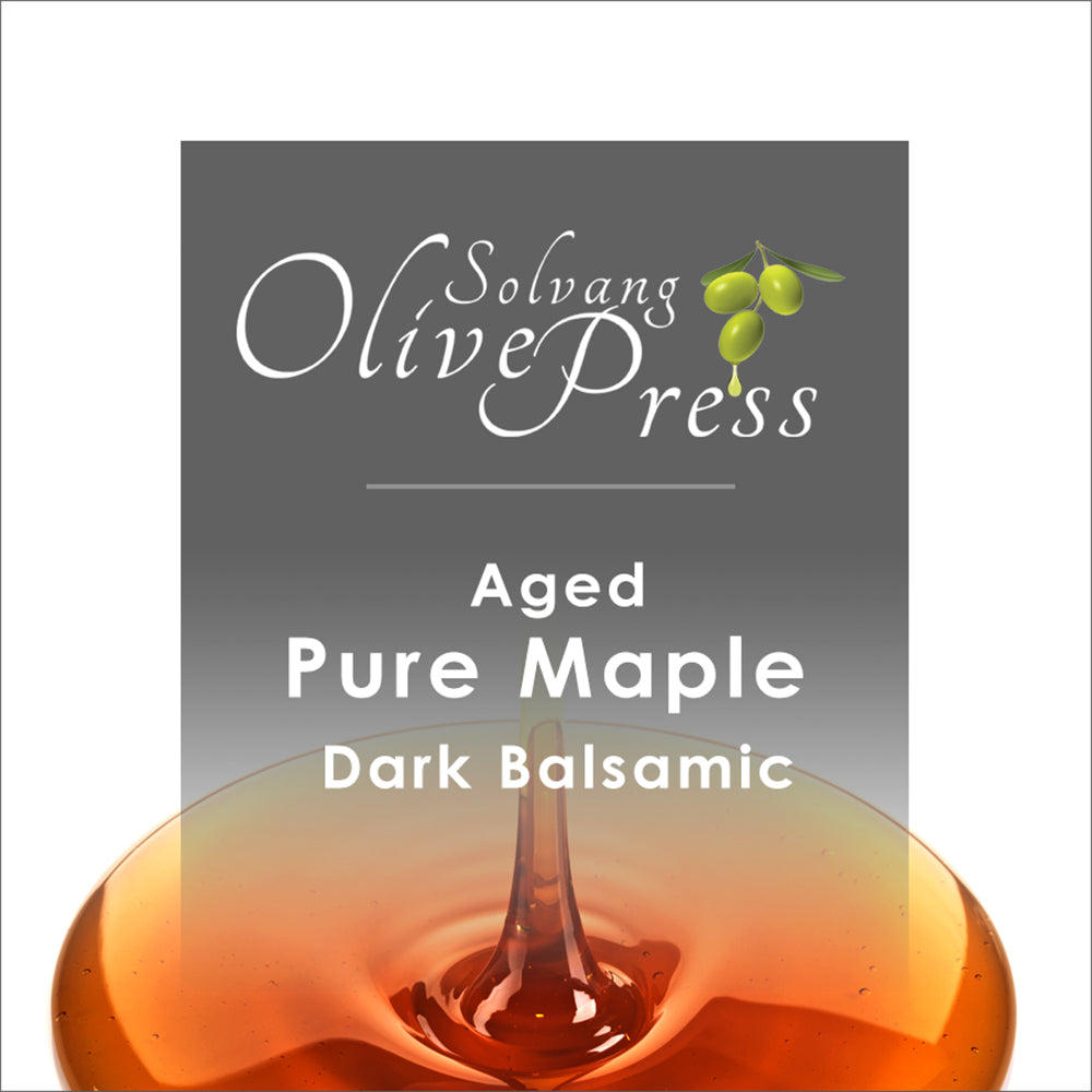 Vermont Maple Aged Dark Balsamic Vinegar