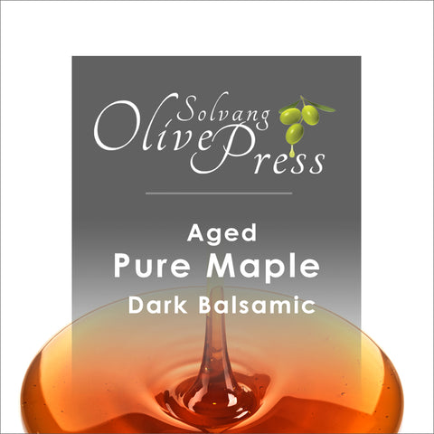 Dark Chocolate Aged Dark Balsamic Vinegar