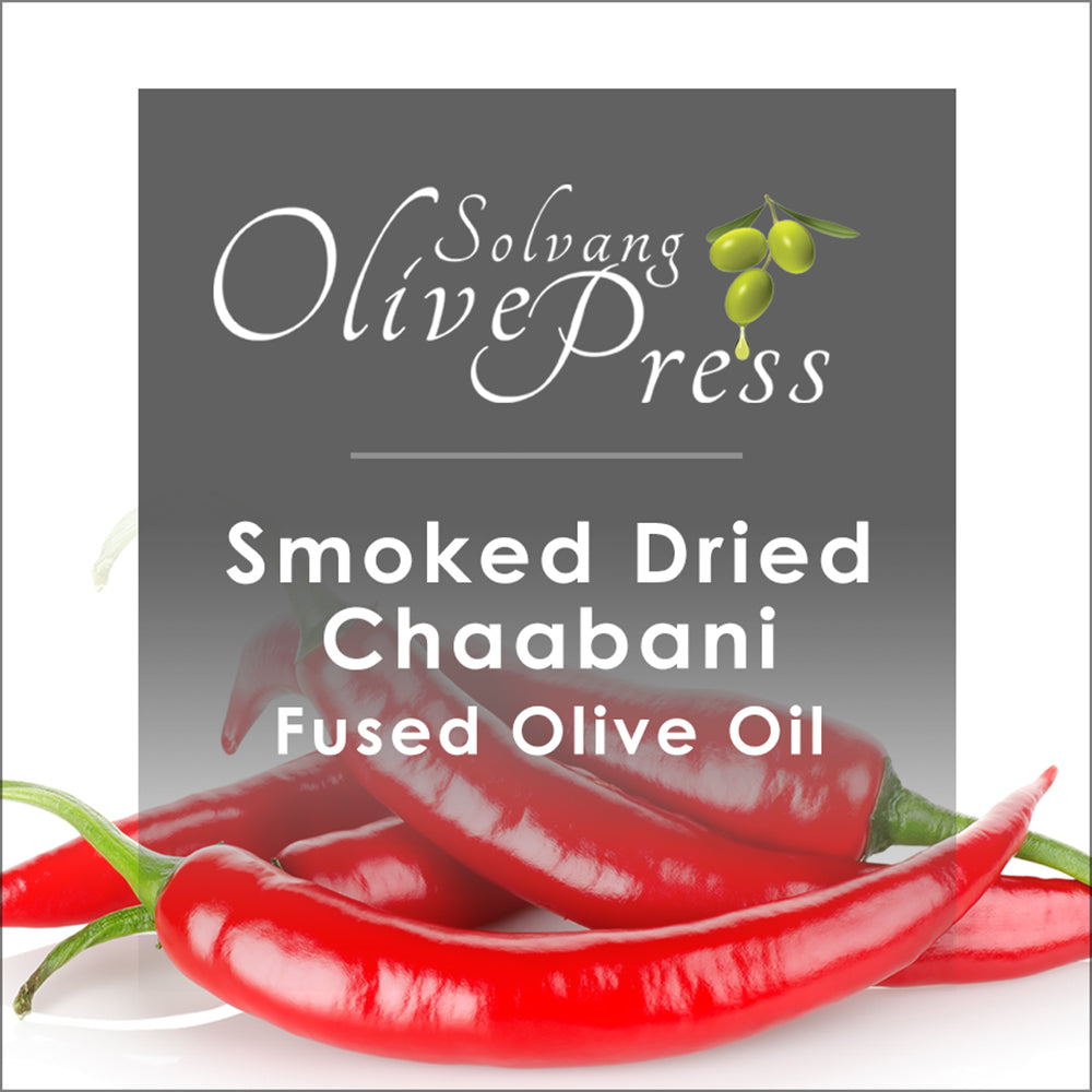 Smoked Dried Chaabani Fused Olive Oil