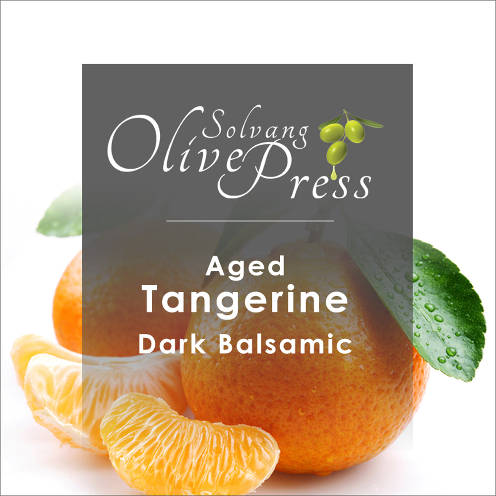 Tangerine Aged Dark Balsamic Vinegar