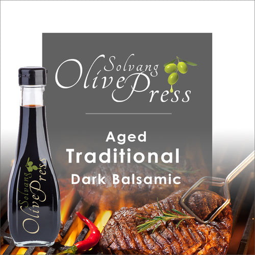 Traditional Aged Dark Balsamic Vinegar