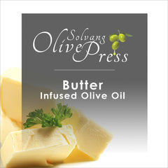 Butter Infused Olive Oil