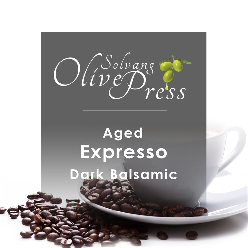 Espresso Aged Dark Balsamic Vinegar