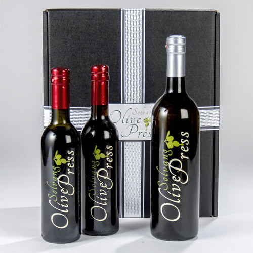 Gift Set #2 - One Large 750 ML plus Two Medium 375 ML