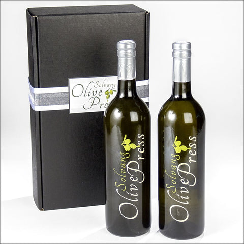 Gift Set #1 - Two Large Bottles, 750 ML Each
