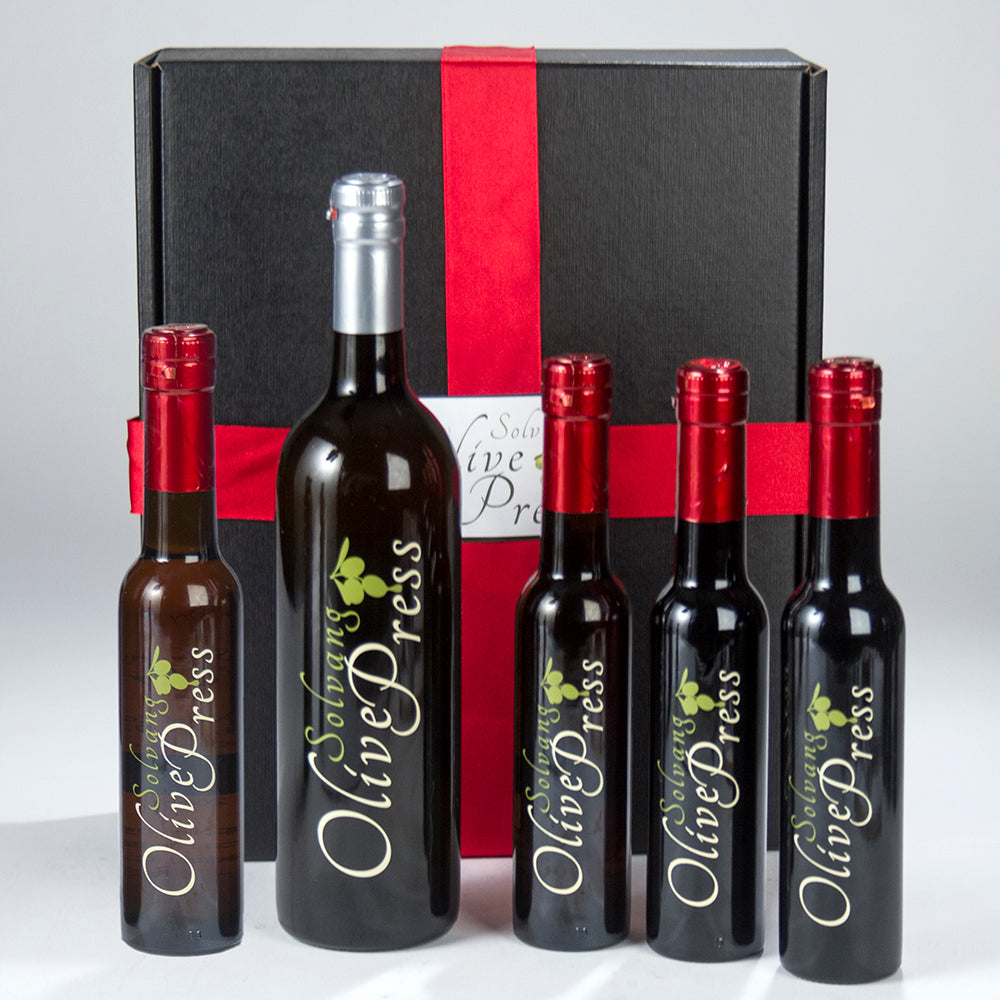 Gift Set #4 - One Large Bottle 750 ML Plus Four Small Bottles 200 ML Each