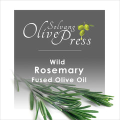 Wild Rosemary Fused (Agrumato) Olive Oil