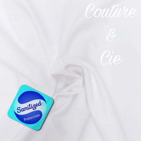 Coton anti-bactérien ( Sanitized )