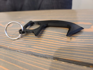 Hands Free Keychain Accessory