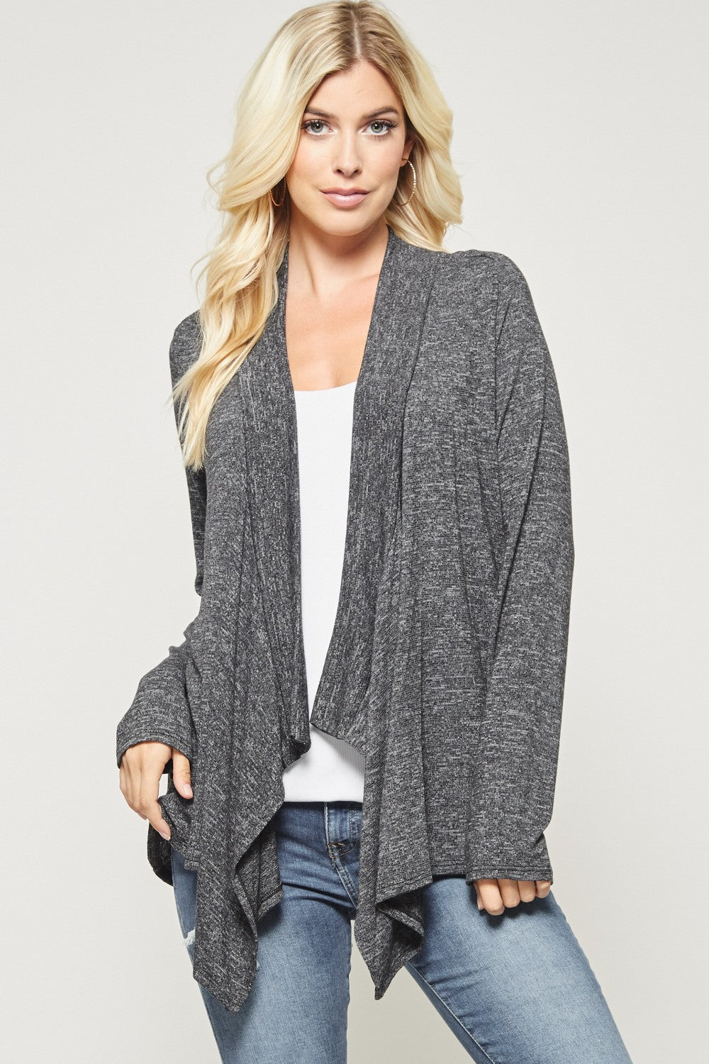 Waterfall Knit Cardigan