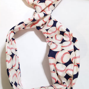 Baseball Wire Headband