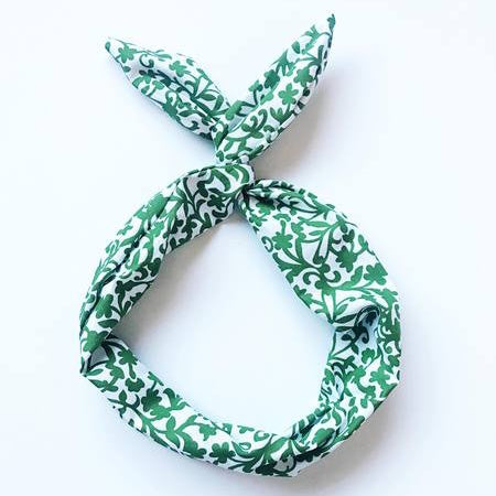 Olive Scroll Wire Headband