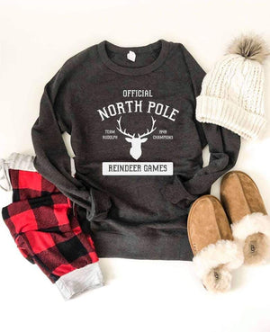 North Pole Reindeer Games