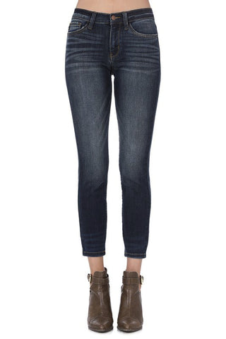 Relaxed Fit Skinny Denim