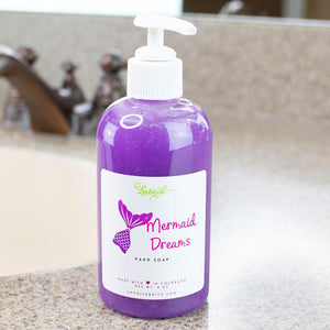 Mermaid Dreams Liquid Hand Soap