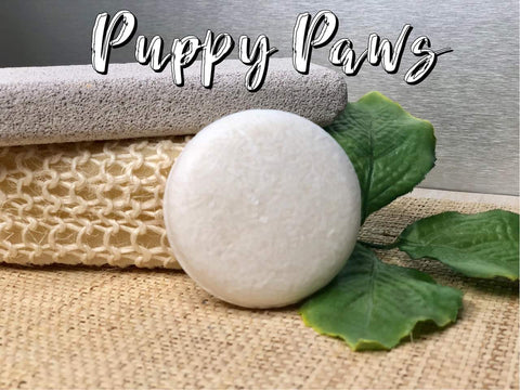 Puppy Paws Shampoo Bars