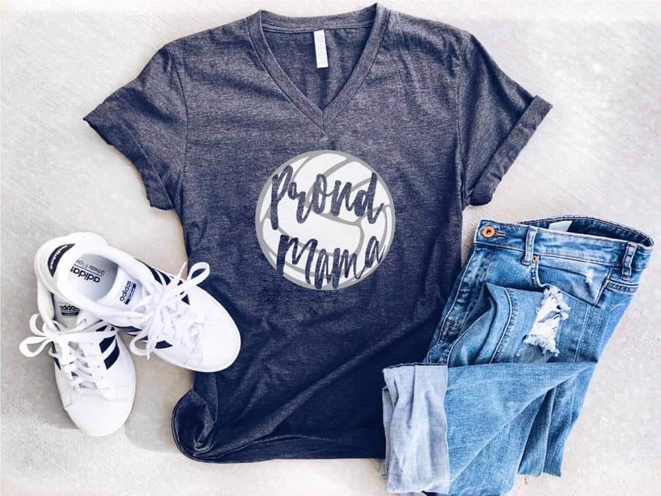 Proud Momma Graphic Tee