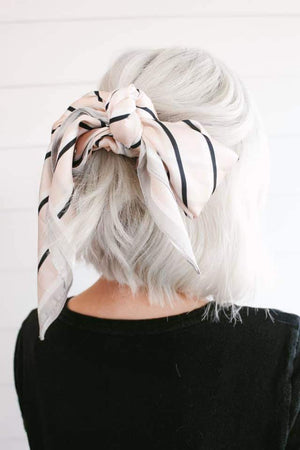 Hair Scrunchie Scarves