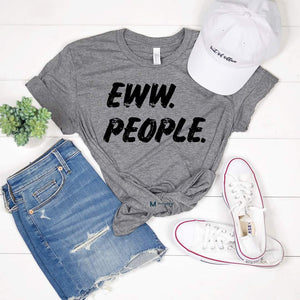 Eww People Tee