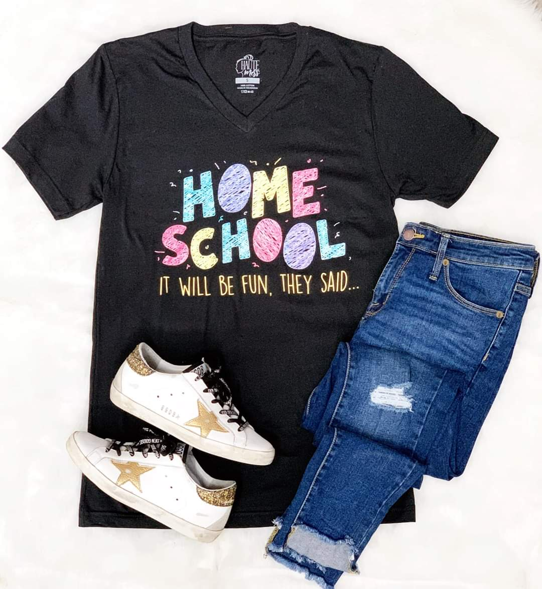 Homeschool Tee