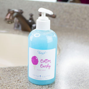 Cotton Candy Liquid Hand Soap