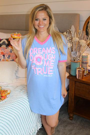 Dreams Dough Come True Sleepshirt