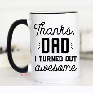 Dad/Father/Grandfather Pre-Order Coffee Mug (Some Explicit Content)