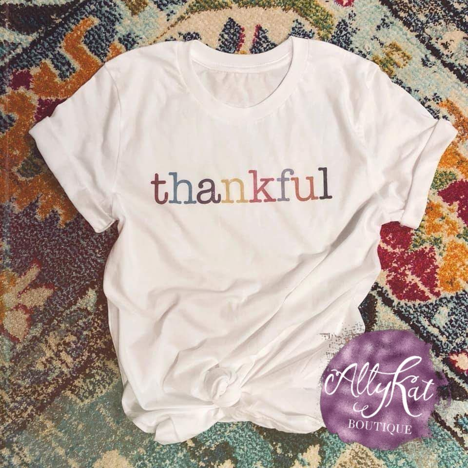 Thankful Fall Graphic Tee