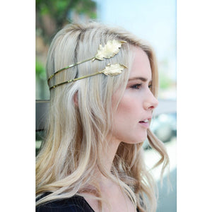 Leaf Halo Headband
