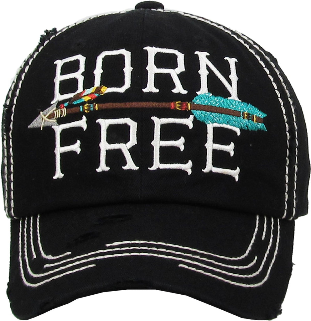 Born Free Trucker Hat