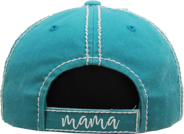 Mama Hair Don't Care Trucker Hat